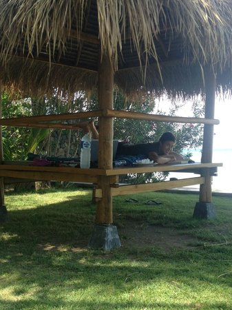 Cocotinos Sekotong, Boutique Beach Resort & Spa: chillaxing
