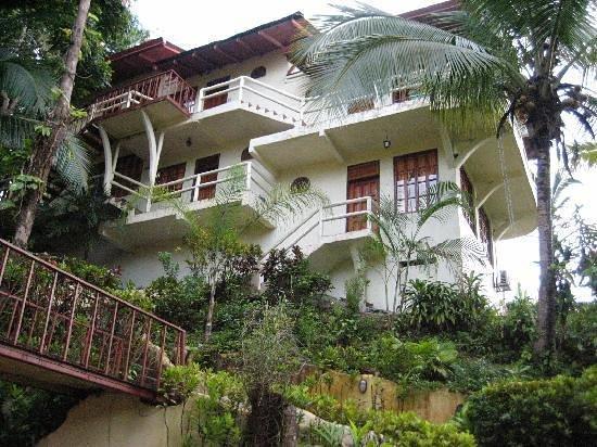 هوتل لا كولينا: Rooms