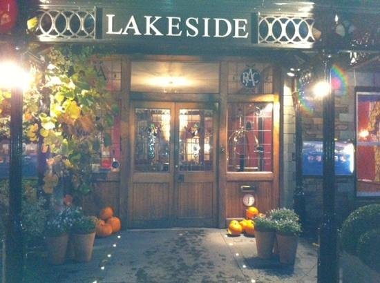 Lakeside Hotel: Lovely welcome