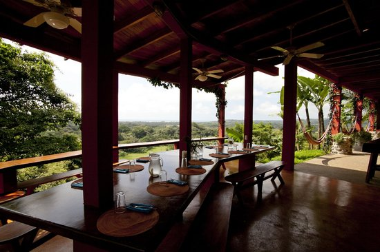 Costa Rica Yoga Spa : Breakfast, Lunch and Dinner