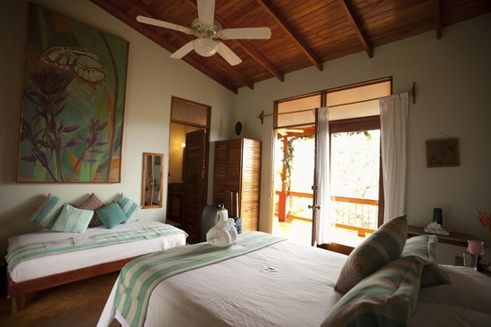 Costa Rica Yoga Spa: Harmony Suite