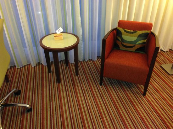 Courtyard by Marriott München City Ost: Sitting Area
