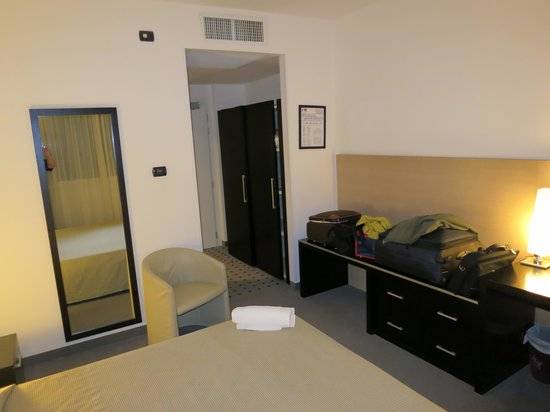 Hotel Carpi: Standard double room