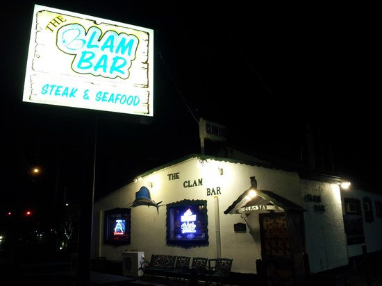 Clam Bar: About as unassuming as you can get