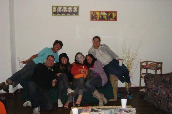 Che Lagarto Hostel Montevideo: Galera