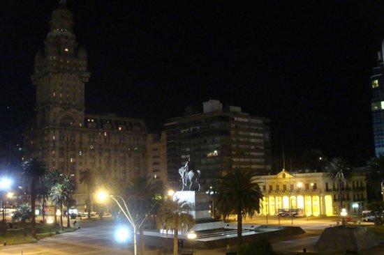 Che Lagarto Hostel Montevideo: Vista do Quarto