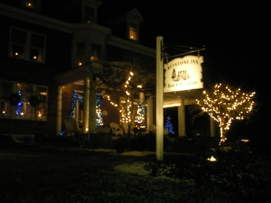 Keystone Inn Bed and Breakfast: fachada