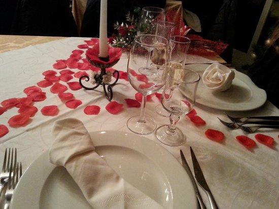 Dei Mille : serata stupenda...accoglienza fantastica...personale efficiente e soprattutto professionale...cu