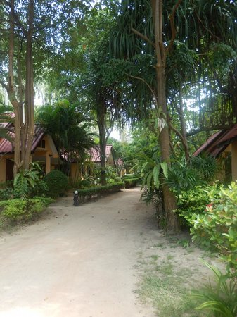 Lanta Pavilion Resort: View of the Grounds