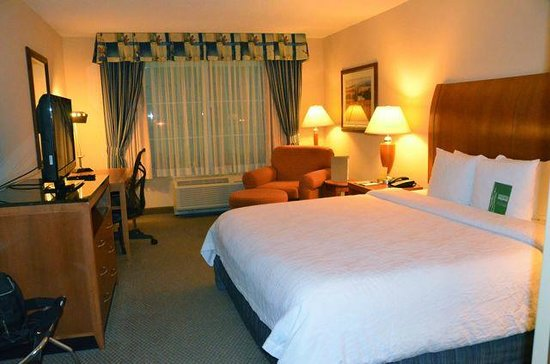 Hilton Garden Inn Fredericksburg: Bedroom