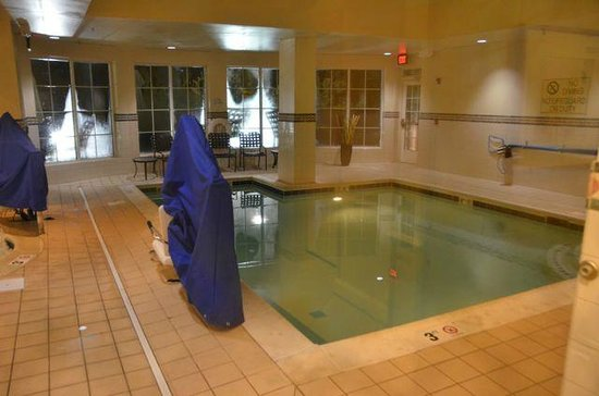 Hilton Garden Inn Fredericksburg: Small Indoor pool