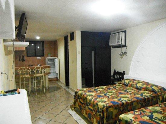 Hotel Vistamar: Habitación