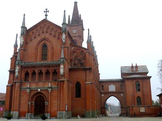 Albergo dell'Agenzia: An Unesco church