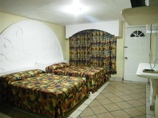 Hotel Vistamar: Camas