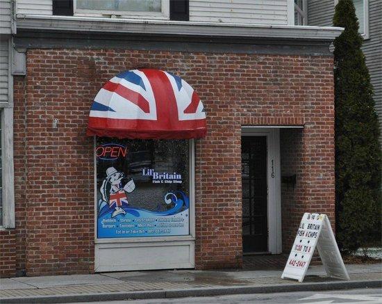 Lil Britain, Bennington, VT
