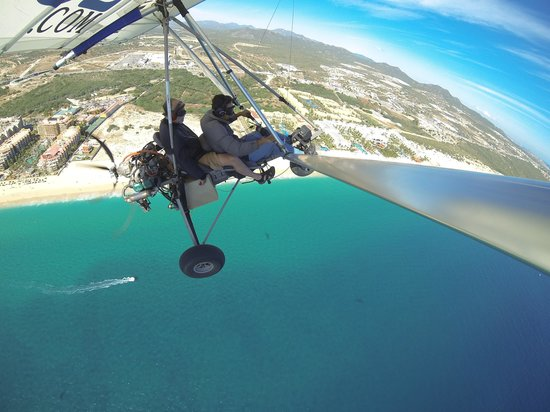 Cabo Surf Hotel: Hang Glider