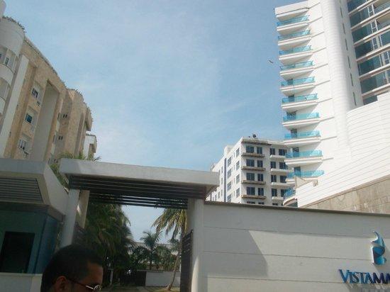 Vistamarina Casa Hotel: vista