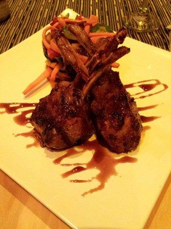 Afrigonia : Exquisito plato muy recomendable