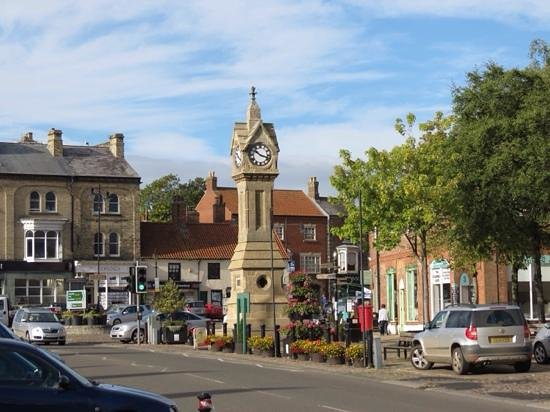The Gallery Bed & Breakfast: Market Square, Thirsk