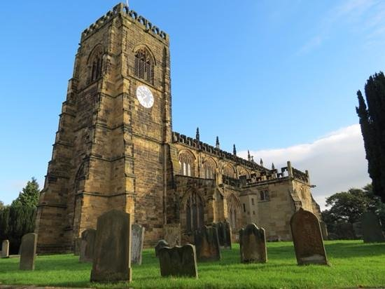 The Gallery Bed & Breakfast: St Mary's Church, Thirsk