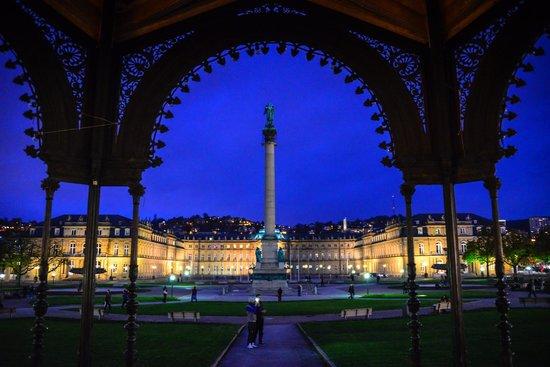 Palace Square (Schlossplatz)