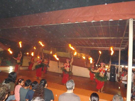 Chamorro Village: Chamorro dance number