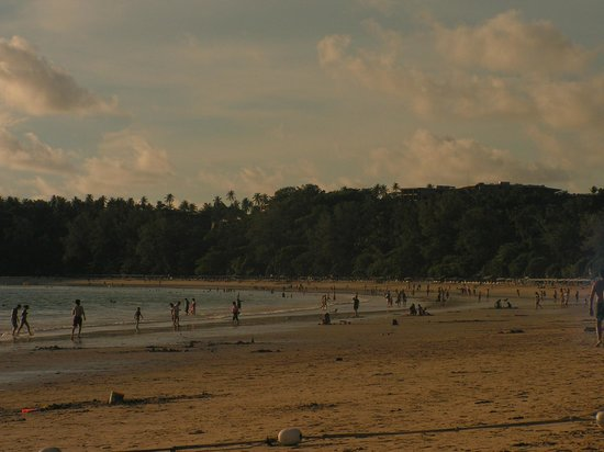 Kata Beach : Отлив