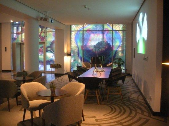 Le Meridien Munich: Lobby