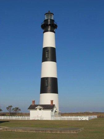 Bodie Island Lighthouse: Lighthouse