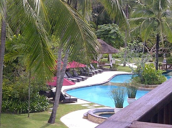 The Laguna, a Luxury Collection Resort & Spa : View from Balcony