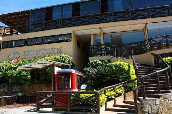 Rio Buzios Beach Hotel: ACENSOR