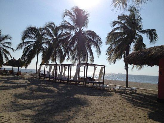 Zuana Beach Resort: Para Descansar