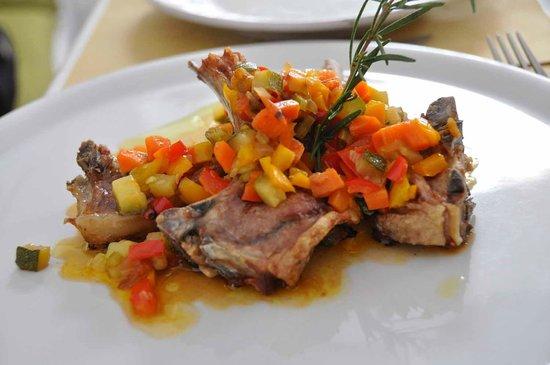 Il Cortiletto : Lamb Chops