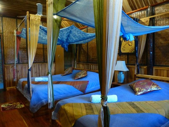 Thongbay Guesthouse: Gorgeous room