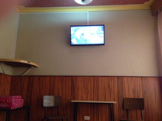 Hotel Sotomayor: Buen tv