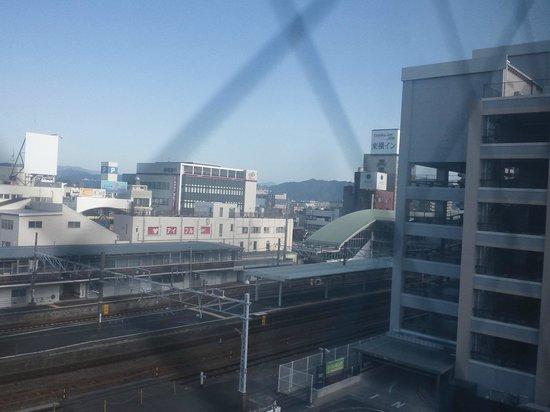 Fujieda Tomari: 藤枝駅