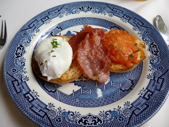 Larkwood of Lemon Tree B & B: Cooked breakfast