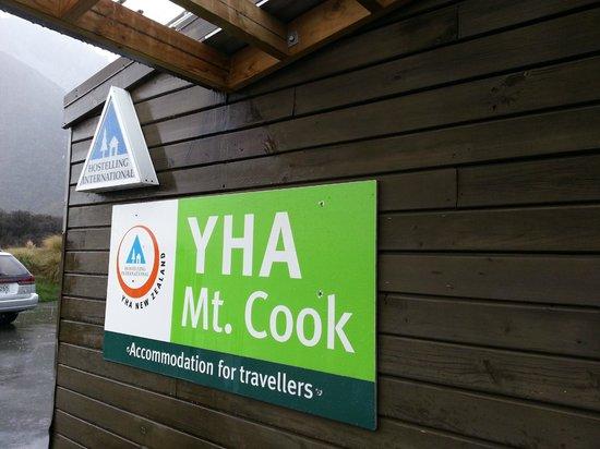 YHA Aoraki Mt Cook: YHA