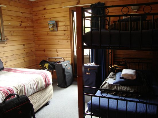 YHA Aoraki Mt Cook : private room