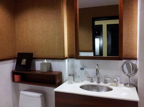 Hotel Valencia - Santana Row: bath