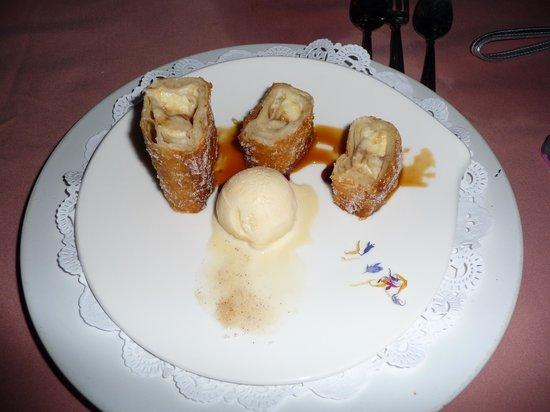 Coyaba Restaurant : Banana Cheesecake Xango