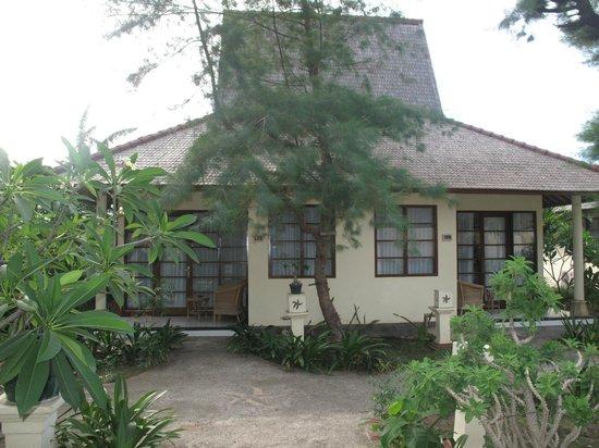 Villa Almarik Resort Lombok: Домик