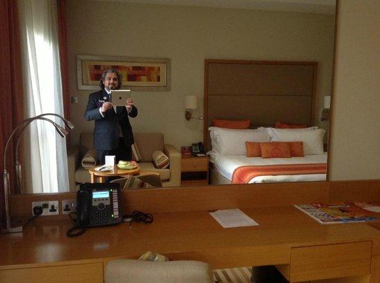 Crowne Plaza Sohar: Good Modern Clean Room
