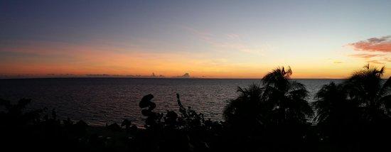 Ancon Beach: Sunset