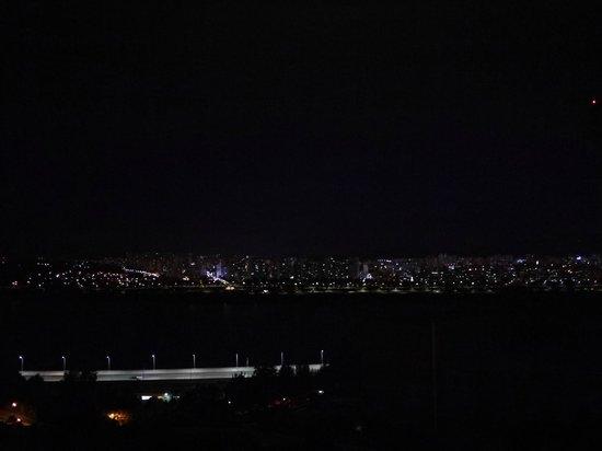 Grand Walkerhill Seoul: Night view