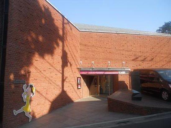 Hasegawa Machiko Art Museum: bijyutukann