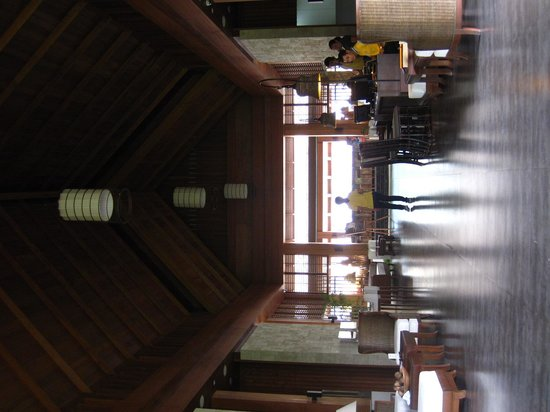 Thanyapura Sports Hotel: hotel lobby