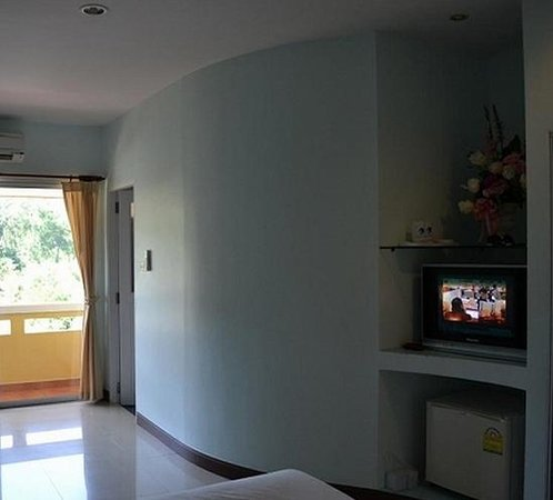 Tharapark View Hotel : номер
