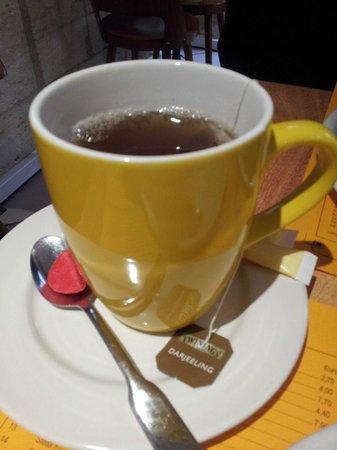 Creperie Reno : tea