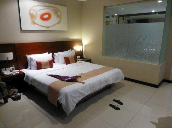 Amadea Resort & Villas : deluxe pool room